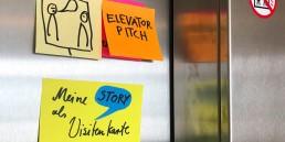 Elevator Pitch - Deine Story als Visitenkarte